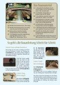 Bauanleitung für ein großes Vogelfutter-Haus mit ... - Gabriele-Stiftung - Seite 2