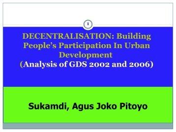 TAHAPAN & TATA CARA PENYUSUNAN RKPD - Forum for Urban Future in ...