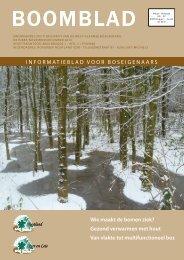 Gezond verwarmen met hout Van vlakte tot multifunctioneel bos