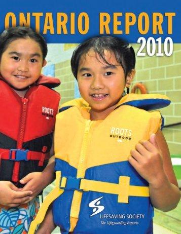 find the Society's Swim to Survive - Lifesaving Society