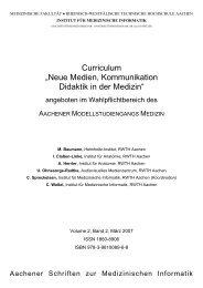 """Curriculum """"Neue Medien, Kommunikation Didaktik in der ... - WBS"""