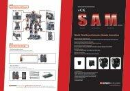 World First Smart Actuator Module Innovation - Robosavvy