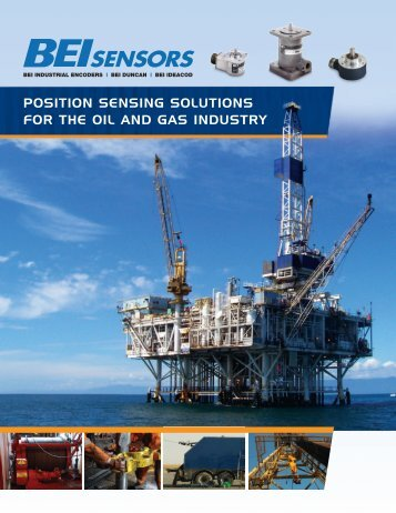 Position sensing solutions for the oil and gas industry - Vika Controls