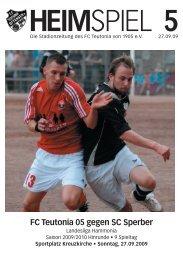 Der Teutonia 05 - FC Teutonia 05 eV