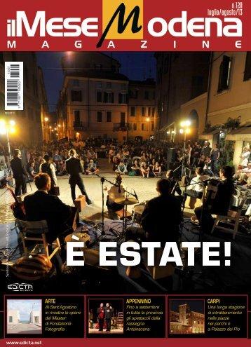 Luglio/Agosto - Ilmese.it