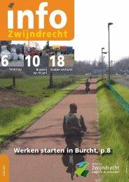 Werken starten in Burcht, p.8 - Gemeente Zwijndrecht