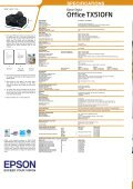 Epson Stylus Office TX510FN - Page 4