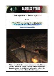 Darkness within 2 - Das dunkle Vermächtnis - deutsche - Gamepad.de