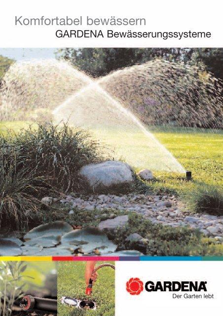 Gardena Micro Drip Basisgerät 1000 Druckminderer Filter System Wasser Garten