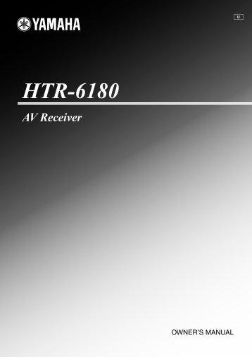 HTR-6180 - Full Compass