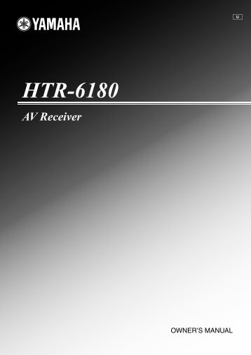 HTR-6180 - Full Compass