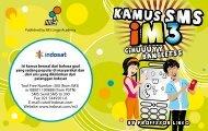 (from PSTN) SMS - Indosat