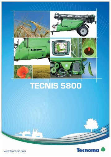 TECNIS 5800 - Agromix