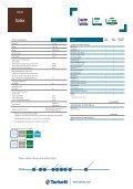 Datasheet Salsa 2012_SE.indd - Tarkett - Page 2