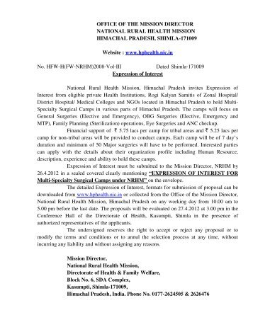Download - Government of Himachal Pradesh