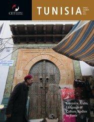 TUNISIASPRING - CET Academic Programs