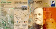 Fondation de la Maison de Louis Pasteur - Académie des sciences