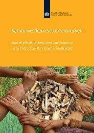 Samen werken en Samenwerking aan ... - Provincie Drenthe