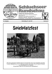 Amtsblatt Nr. 24.pdf - Gemeinde Schluchsee