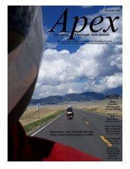 Apex - Bluegrass Beemers