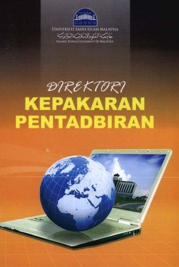 Direktori Kepakaran Pentadbiran USIM.pdf