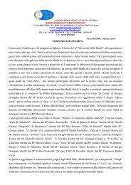 ASSOCIAZIONE MUSICALE SANTA CECILIA - Banda Musicale
