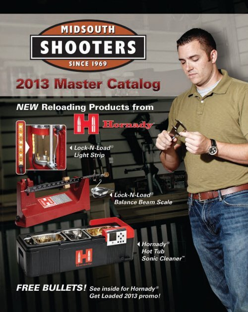 Download the Entire 2013 Master Catalog at Once - Midsouth