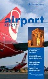 airportReport 2/2009 - Flughafen Nürnberg