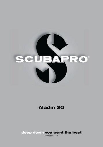 Bedienungsanleitung Aladin 2G - Scubapro