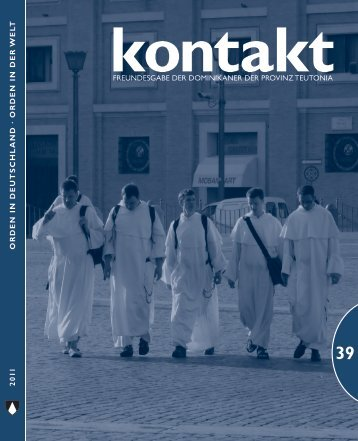 kontakt 39/2011 - Dominikaner