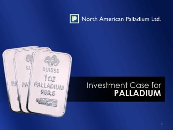 North American Palladium