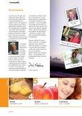 Tudósítás Kreatív emberek Konyha Süssünk, süssünk almát Utazás ... - Page 2