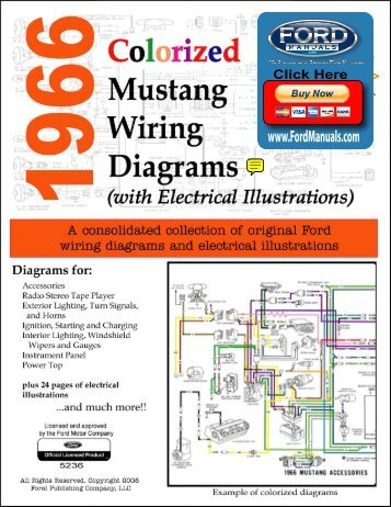 Remarkable Fordmanualscom 1969 Colorized Mustang Wiring Diagrams Ebook Wiring Digital Resources Helishebarightsorg