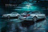 CLS-Class Price List April 2013 - Mercedes-Benz