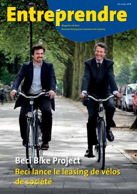 Beci Bike Project - Union des Entreprises de Bruxelles - Région de ...