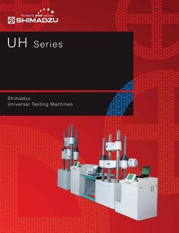 UH Series - Mason Technology