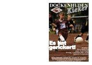 Saison 08/09 Unser Team - Saison 08/09 - FTSV Komet Blankenese