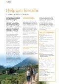 Matkat Yourlife- lukijamatka Keskellä elämää Keliakialiiton Itävallan ... - Page 6