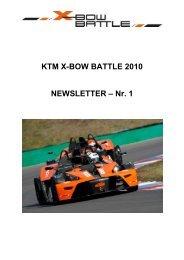 KTM X-BOW BATTLE 2010