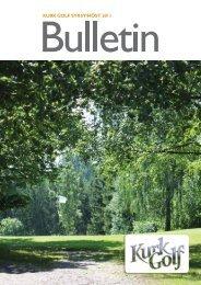 Bulletin 2 2011