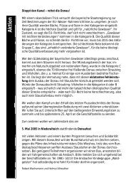 Aktion - Bund Naturschutz Kreisgruppe Ansbach