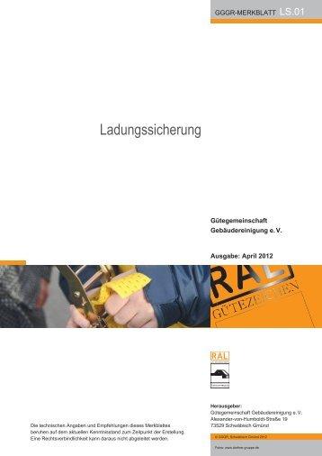 LS.01 Ladungssicherung