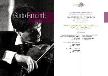 4° concerto - Chivasso in Musica