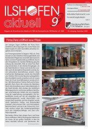 Ausgabe 9-2010 - gewerbeverein-ilshofen.de