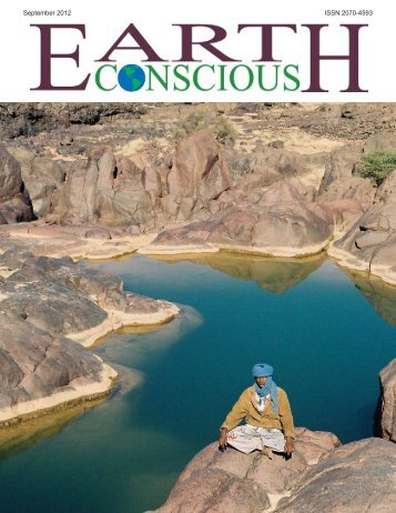Earth Conscious – September 2012 - NGC