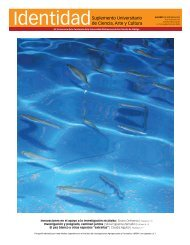 Innovaciones en el apoyo a la investigación nicolaita - Coordinación ...