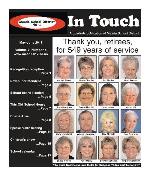 May-June 2011 - Meade School District