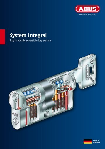 System Integral - Abus