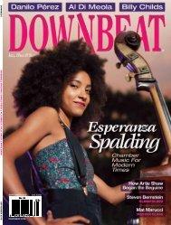 downbeat.com september 2010 U.K. £3.50