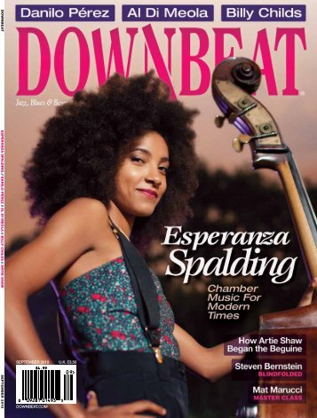 downbeat.com september 2010 U.K. £3.50